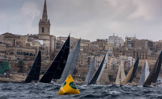 Rolex Middle Sea Race 2018: старт дан!