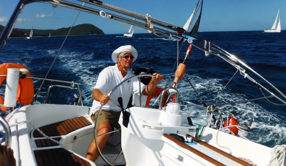картинки яхтсмен на яхте отличается