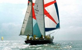 Whitbread Round the World Race. Начало начал