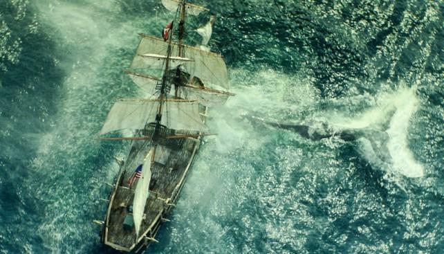 Фильм про китобойное судно эссекс