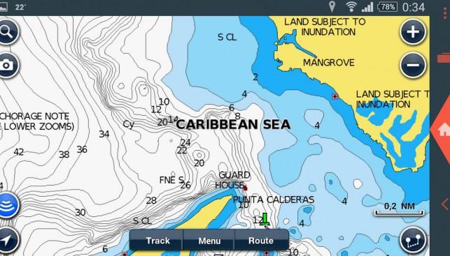 Навигационные Карты Формата Bsb